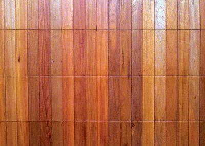 Cunningham Door Creations - Vertical slatted