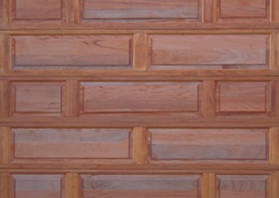 Cunningham Door Creations - Brick single