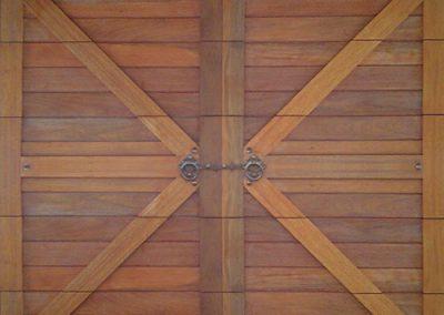 Cunningham Door Creations - Horizontal x stable