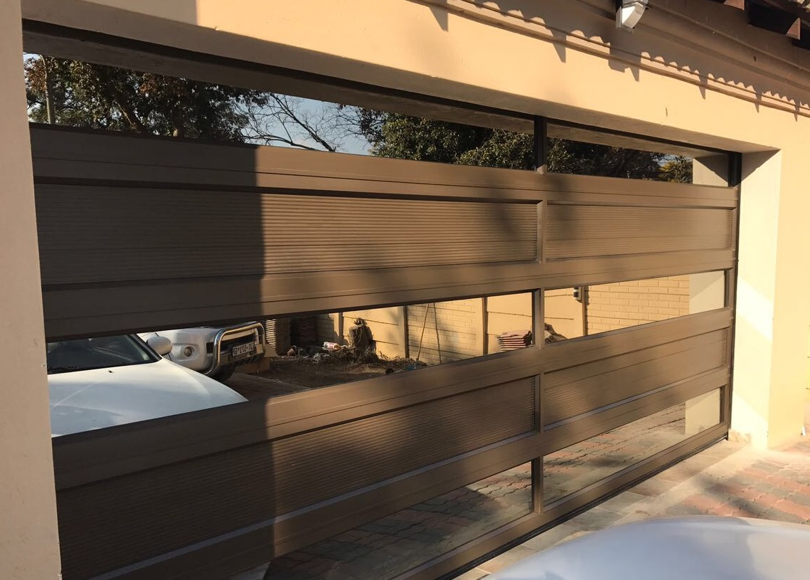 Aluminium Garage Doors Cunningham Door Creations