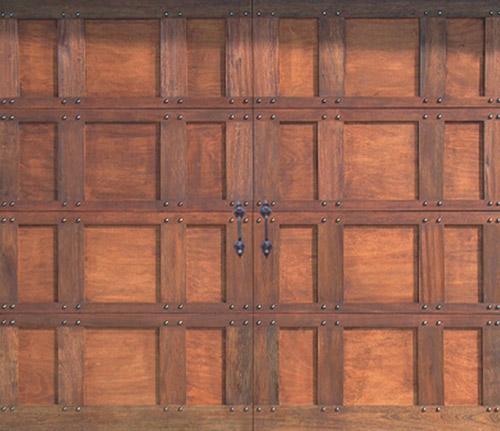 Wooden Garage Doors Cunningham Door Creations
